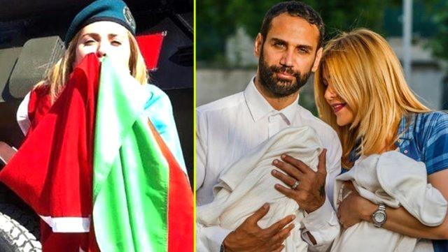 Her şeyini bırakıp Azerbaycan'a giden Doğuş eşinin zafer sevinci: Doğduğum topraklara gideceğim Magazin Sörvayvır 2020