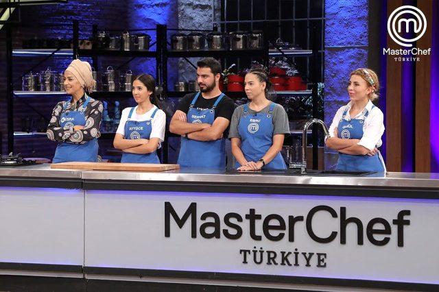 MasterChef Türkiye'de dokunulmazlık mücadelesi! Favori yarışmacı elemeye kaldı Magazin Sörvayvır 2020