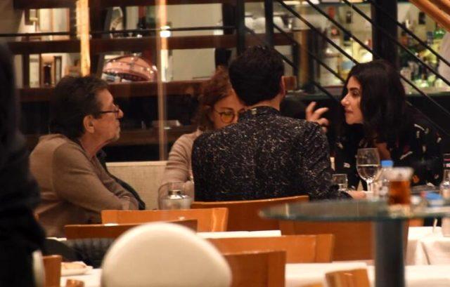 Nesrin Cavadzade sevgilisi Gökhan Alkan'ı ailesiyle tanıştırdı Magazin Sörvayvır 2020