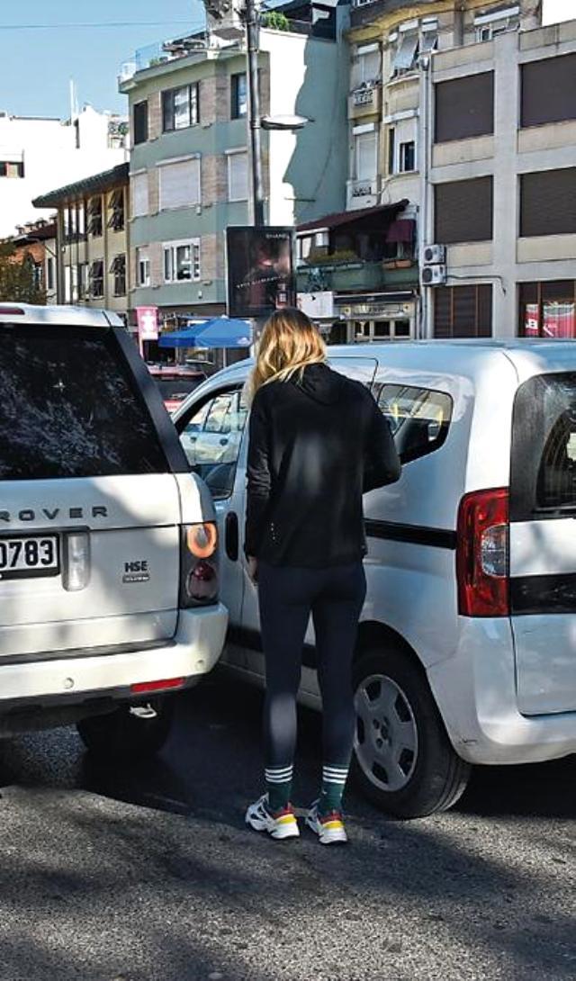 Oyuncu Gül Gölge trafik kazası geçirdi Magazin Sörvayvır 2020