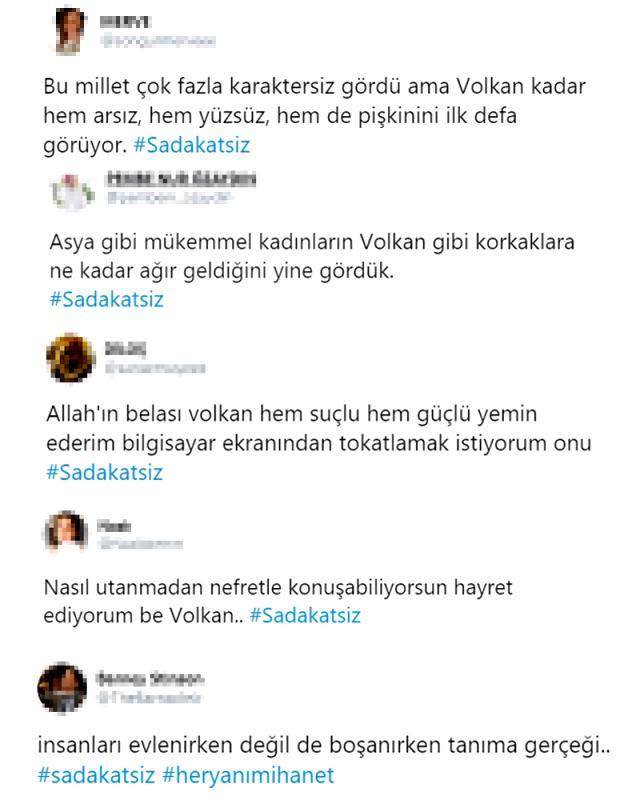 Sadakatsiz dizisindeki eşinin aldatan Volkan'ın pişkin halleri izleyicileri çileden çıkardı Magazin Sörvayvır 2020
