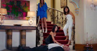 Yasak Elma'nın 85. bölüm fragmanı yayınlandı! Merdivenden düşen Halit ölüyor mu?