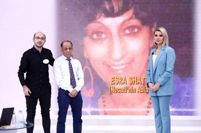 Yıllardır aradığı ablasının ölüm haberini Esra Erol'da alan adamın dünyası başına yıkıldı Magazin Sörvayvır 2020