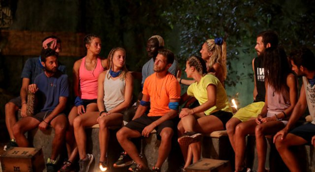 Survivor'a Yeni Katılan Yarışmacı Adaya Veda Etti Sörvayvır 2019