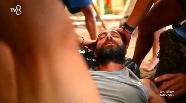 Survivor'da Zehirli Yengeç Yarışmacıyı Zehirledi! Sörvayvır 2019