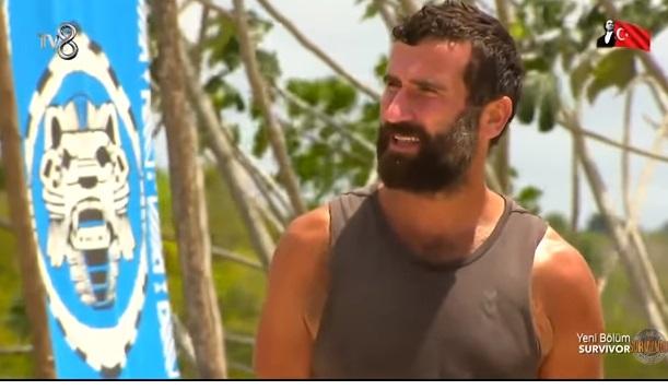 Hikmet'ten Atakan - Dalaka Aşkına Gönderme! - Survivor 54. Bölüm Sörvayvır 2019