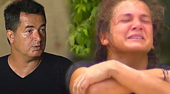 Survivor Nisa yarışmaya veda mı edecek? Sörvayvır 2020