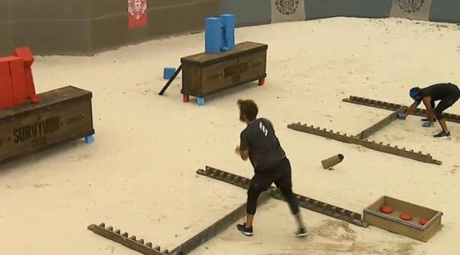 Sörvayvır 'da ilk yarı finalist belli oldu! Sörvayvır 'da dokunulmazlık oyununu kim kazandı? Sörvayvır 2020