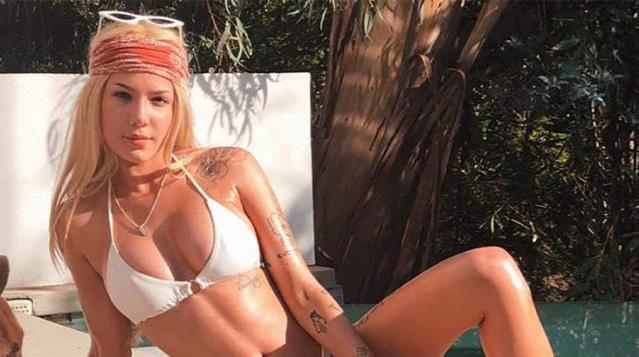 Dünyaca ünlü yıldız Halsey, Türk senarist Alev Aydın'dan hamile kaldı Magazin