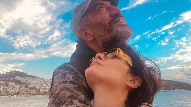 Gonca Vuslateri ve Hakan Altun aşkı kısa sürdü! Evlilik haberleri çiftin arasını bozmuş Magazin Sörvayvır 2020