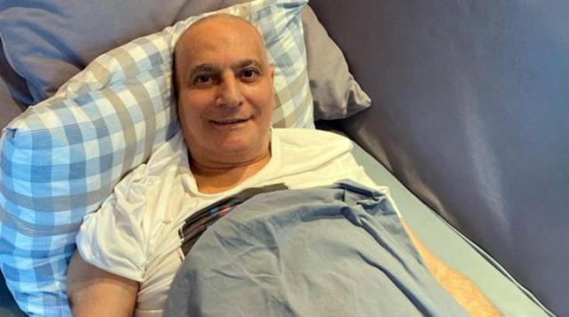 Mehmet Ali Erbil'den sevindiren haber! Artık destek almadan yürüyebiliyor Magazin Sörvayvır 2020