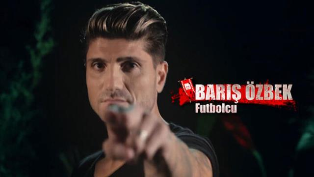 Sörvayvır'a katılan Barış Özbek en çok aranan futbolcular arasına girdi Sörvayvır 2021
