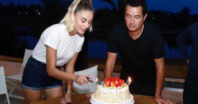 Çağla Altunkaya, kendisinden 30 yaş büyük sevgilisi Acun Ilıcalı ile yeni pozunu paylaştı Sörvayvır 2021