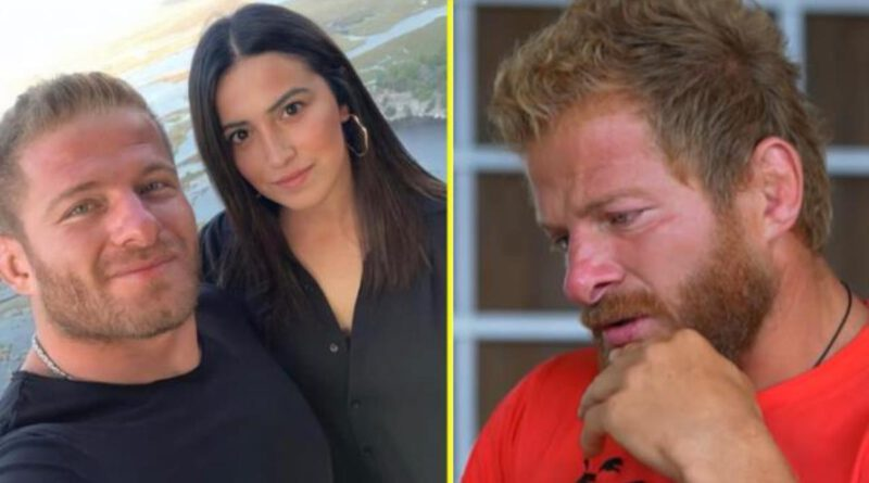 İsmail Balaban'ın nişanlısı Gamze Atakan kimdir? Gamze Atakan hakkında detaylar... Sörvayvır 2021
