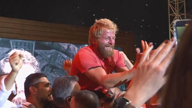 Zorlu yarışma Sörvayvır 2021'de İsmail Balaban şampiyon oldu Sörvayvır 2021