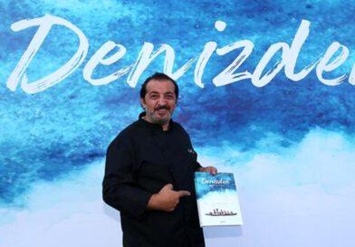 Masterchef Mehmet Yalçınkaya'nın ilk kitabı: Denizden... Sörvayvır 2021