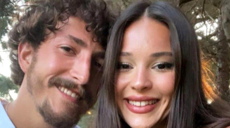 Zeynep Bastık'ın düğününde dudak dudağa görüntülendiler Sörvayvır 2021