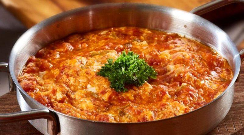 Menemen tarifi Masterchef Menemen nasıl yapılır 27 Eylül Menemen yemek tarifi Masterchef Menemen için gerekli malzemeler Sörvayvır 2021